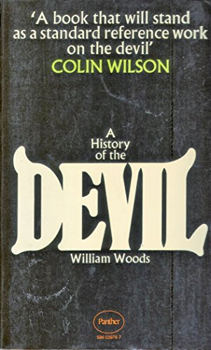 9780586039762: History of the Devil by Woods, William