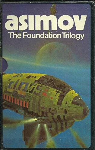 9780586039861: The Foundation Trilogy: Foundation, Foundation and Empire & Second Foundation [Box Set]