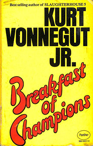 9780586040119: Breakfast of Champions