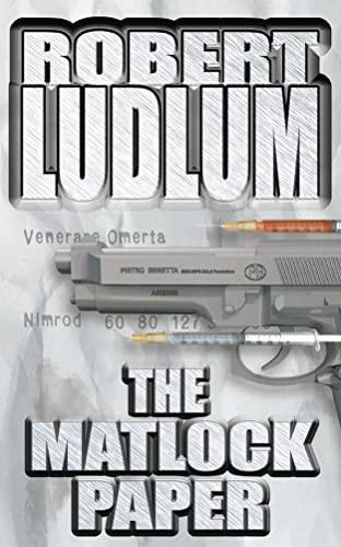 9780586040676: Matlock Paper