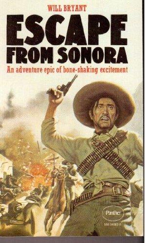 9780586040836: Escape from Sonora