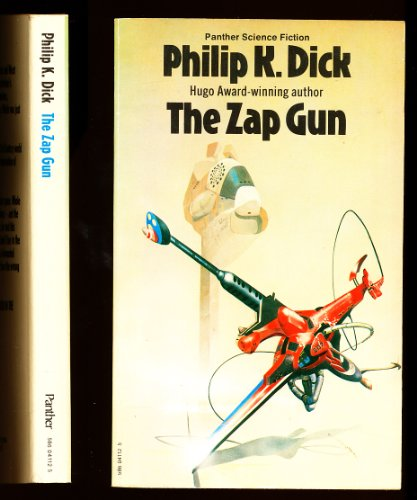 9780586041123: The Zap Gun (Panther science fiction)