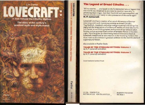 Lovecraft: Look Behind the Cthulhu Mythos (0586041664) by Lin Carter