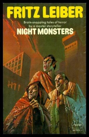 9780586041970: Night Monsters
