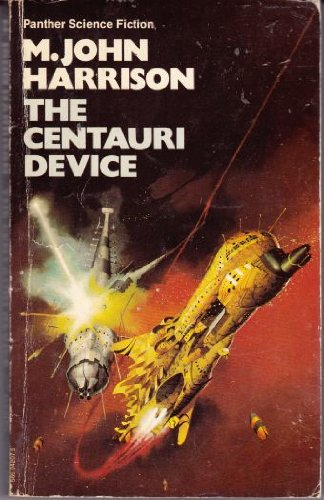 9780586042076: Centauri Device (Panther science fiction)