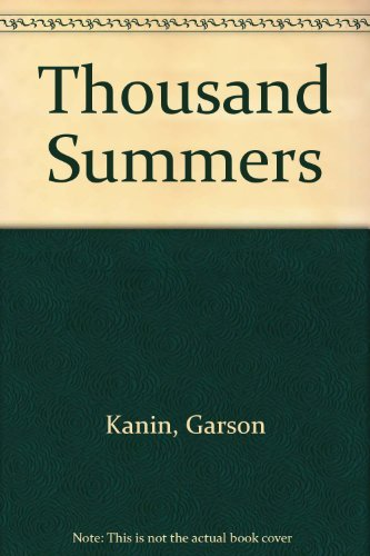 9780586042502: Thousand Summers