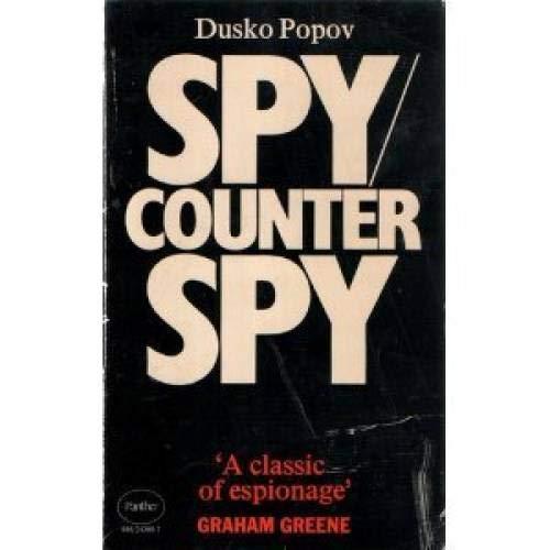 9780586042854: Spy / Counterspy