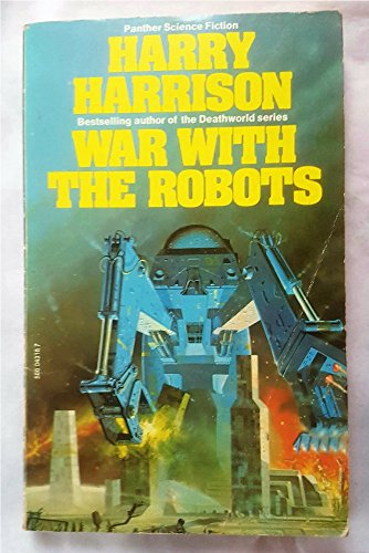 9780586043189: War With the Robots (Panther science fiction)