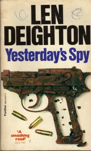 9780586043479: Yesterday's Spy