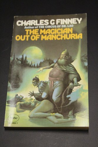 9780586043974: Magician Out of Manchuria