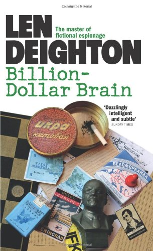 9780586044285: Billion-Dollar Brain