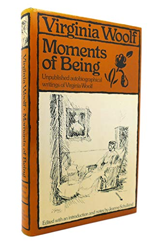 9780586045060: Moments of Being: Unpublished Autobiographical Writings