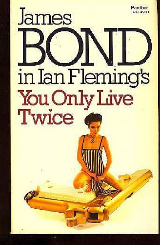 you only live twice novel