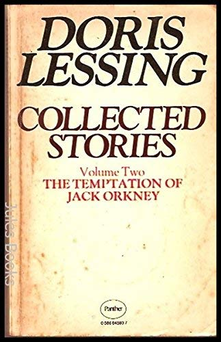 9780586045930: The Temptation of Jack Orkney: Vol.2 (Collected stories of Doris Lessing)