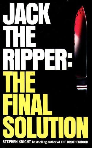 9780586046524: Jack the Ripper: the Final Solution
