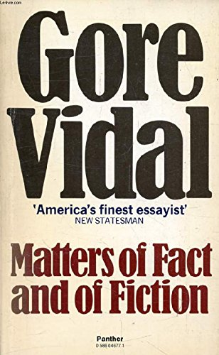 9780586046777: Matters of Fact and Fiction