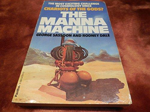 9780586047439: Manna Machine