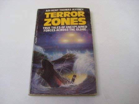 9780586047552: Terror Zones