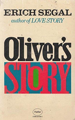 9780586047965: Oliver's Story