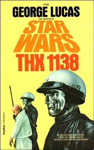 George Lucas's THX 1138 Signed George Lucas