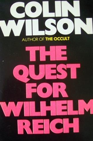 9780586048528: Quest for Wilhelm Reich