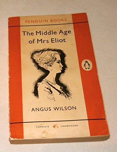 9780586049013: Middle Age of Mrs. Eliot