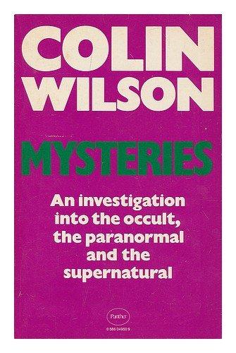 9780586049501: Mysteries