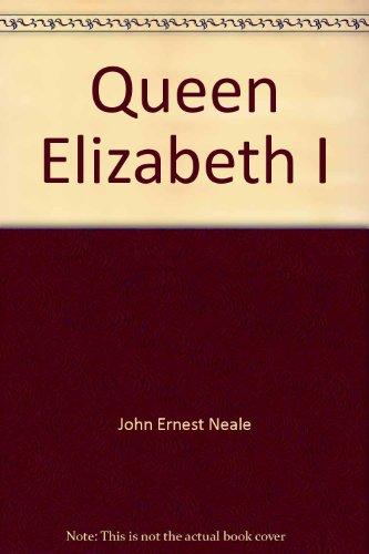 9780586049730: QUEEN ELIZABETH I