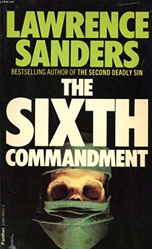 9780586050279: The Sixth Commandment