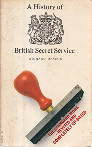 9780586051160: History of the British Secret Service