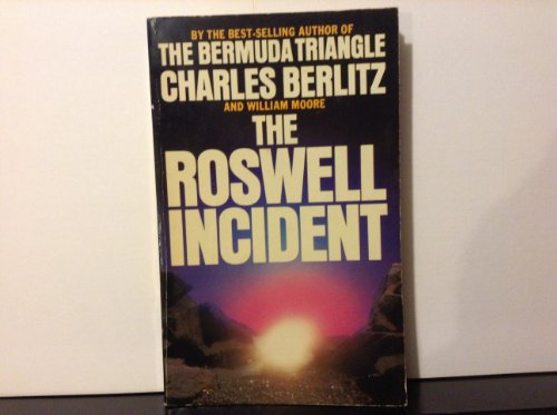 9780586051825: The Roswell Incident