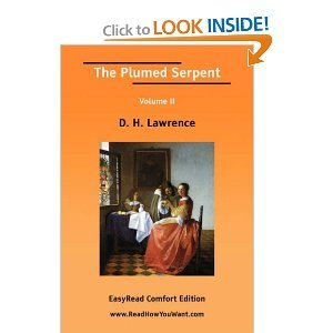 9780586052518: The Plumed Serpent