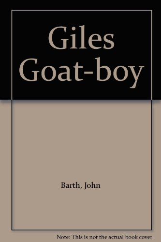 9780586052808: Giles Goat-boy (A Panther book)