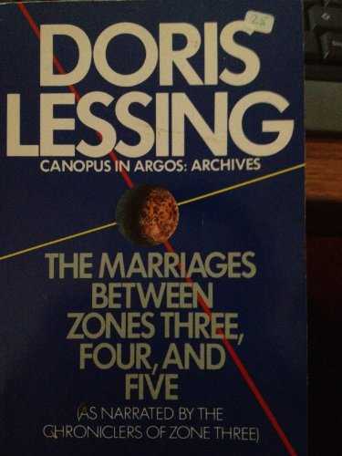 9780586053386: The Marriages Between Zones Three, Four and Five