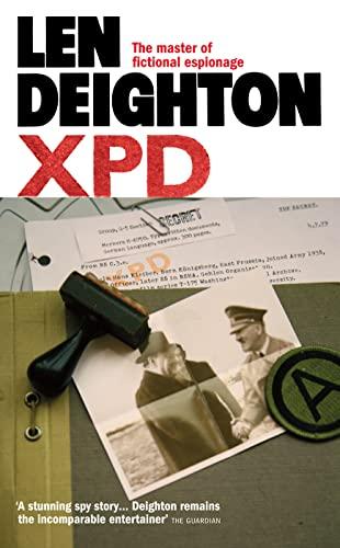 Xpd: Len Deighton