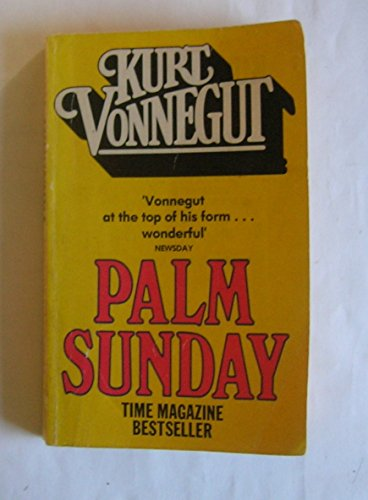 9780586055809: Palm Sunday, An Autobiographical Collage