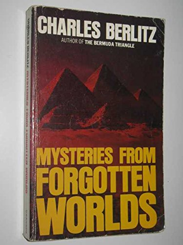 9780586056462: Mysteries from Forgotten Worlds