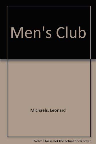 9780586056516: Men's Club