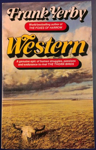 9780586058176: Western (Panther Books)