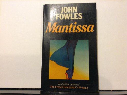 9780586058190: Mantissa (Panther Books)