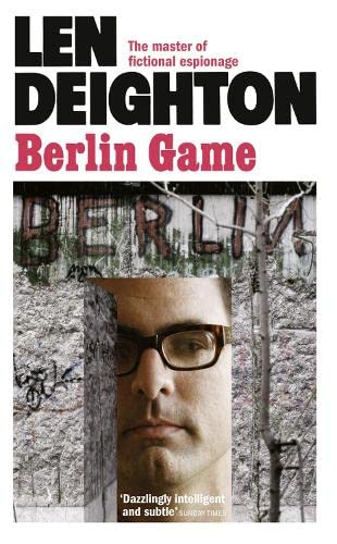 9780586058206: Berlin Game (Panther Books)