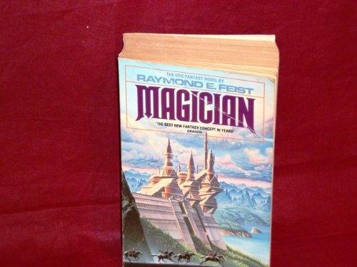 9780586058282: Magician