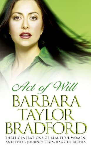 Act of Will (Paperback): Barbara Taylor Bradford