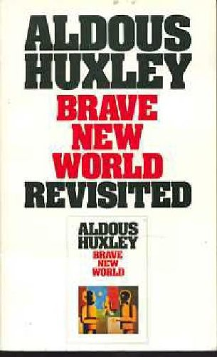 9780586058541: Brave New World Revisited