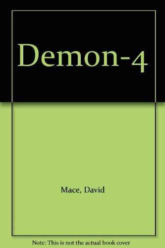 9780586058558: Demon 4 (Panther Books)