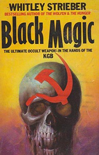 9780586058879 Black Magic Abebooks Whitley Strieber 0586058877