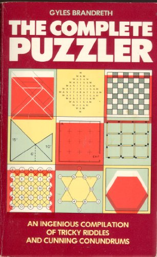 9780586058916: Complete Puzzler (Panther Books)