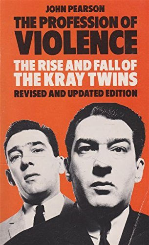 9780586060483: The Profession of Violence: Rise and Fall of the Kray Twins (Panther Books)
