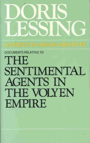 9780586060506: Documents Relating to the Sentimental Agents in the Volyen Empire
