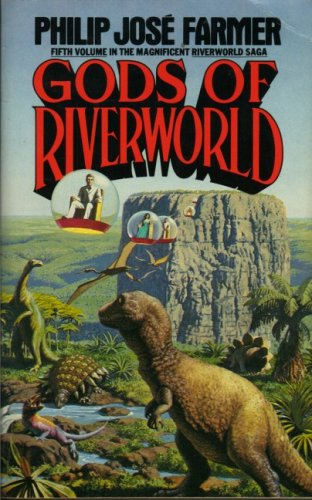 Gods of Riverworld (Panther Books): Philip Jose Farmer
